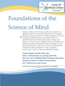 Foundations of the Science of Mind